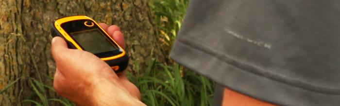 Garmin Etrex 10 GPS imtuvas