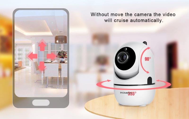 A-1080  WiFi vaizdo kamera