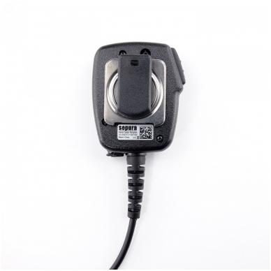 300-00389  SEPURA garsiakalbis mikrofonas 2