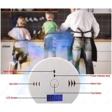 Anglies monoksido detektorius 4