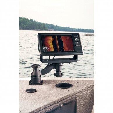 Bendras tvirtinimas jūrinei elektronikai 6