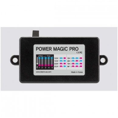 BlackVue Power Magic Pro maitinimo valdiklis 2