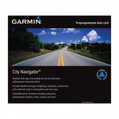 City Navigator EU NTU (microSD)