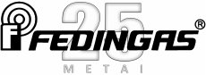 UAB Fedingas logo