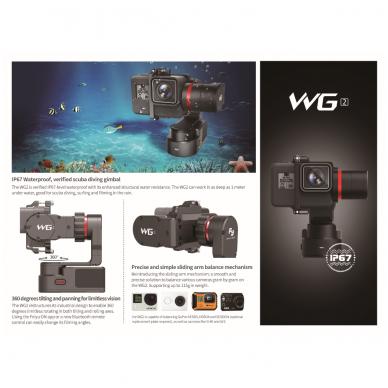 FEIYU G4 WG išmanusis stabilizatorius 2