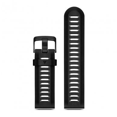 Fenix 3, 5x, 6x juodas dirželis