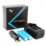 FY G4-EXT baterijos su rankenos prailginimu