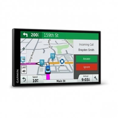 Garmin DriveSmart 61 LMT-S 4
