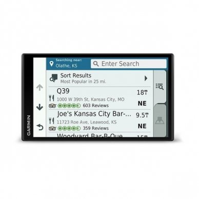 Garmin DriveSmart 61 LMT-S 5
