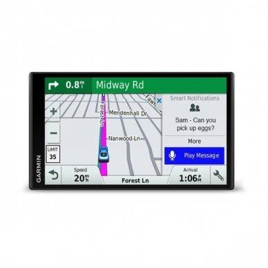 Garmin DriveSmart 61 LMT-S 6