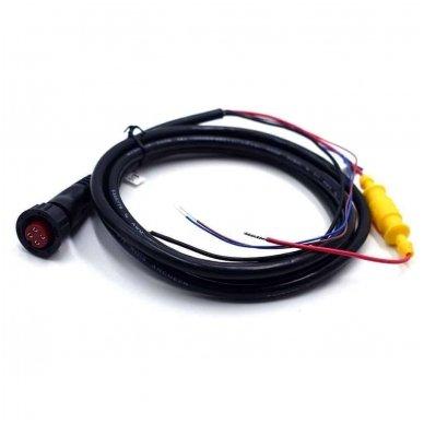 Garmin EchoMap maitinimo kabelis 4pin