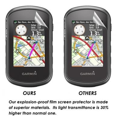 Garmin Etrex Touch 25, 35 ekrano plėvelė 5