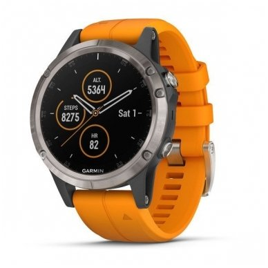 Garmin Fenix 5 Plus serija 7
