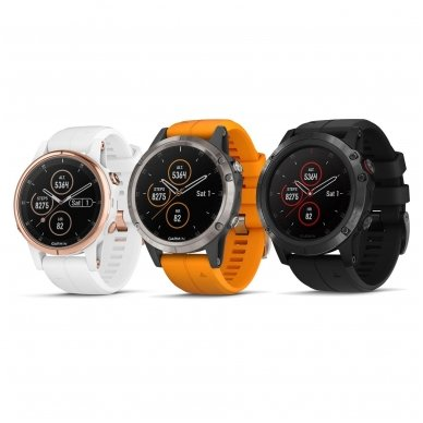 Garmin Fenix 5 Plus serija 2