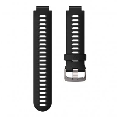 Garmin Forerunner 735XT juodai pilkas dirželis