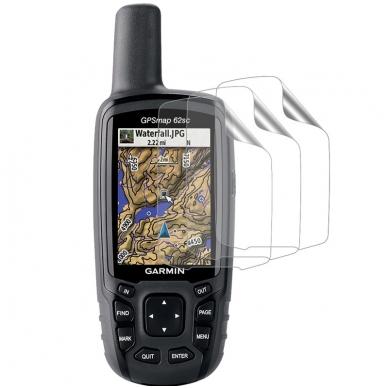 Garmin GPSMAP 62, 64, Astro 320 ekrano plėvelė 2