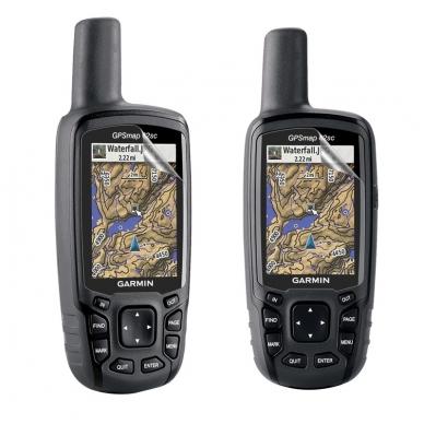 Garmin GPSMAP 62, 64, Astro 320 ekrano plėvelė 3