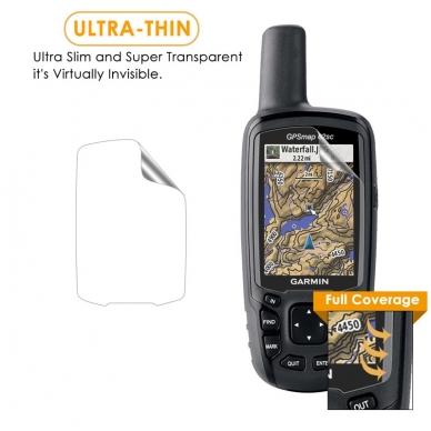 Garmin GPSMAP 62, 64, Astro 320 ekrano plėvelė 5