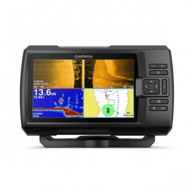 Garmin Striker Plus 7sv echolotas