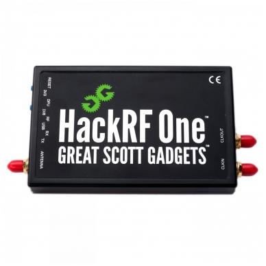 HackRF One imtuvas