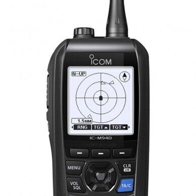 ICOM IC-M94DE 4
