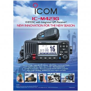 ICOM IC-M423G 3