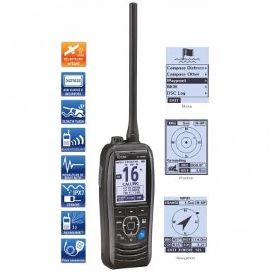 ICOM IC-M93D 6