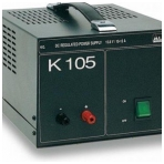 K 105 13.8V/10A maitinimo šaltinis