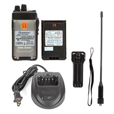 Wouxun KG-UV899 VHF/UHF 3