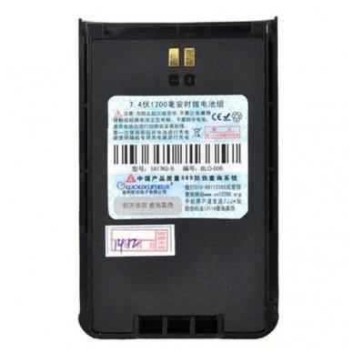 KGA-LiJon3 Ličio jonų baterija Wouxun 2