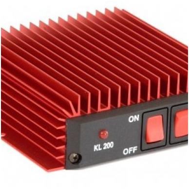 KL200/P RX 24db 100W CB