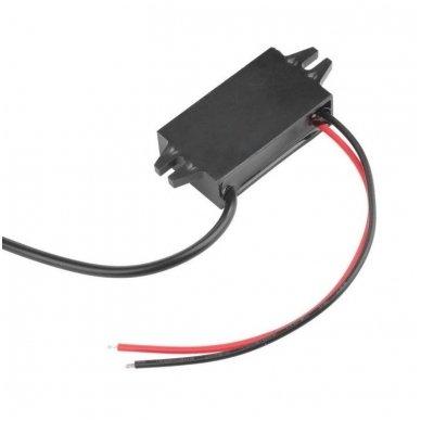 Konverteris 12V į 5V USB 4