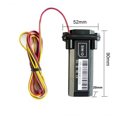 GPS seklys LK901 4