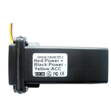 LK-901 GPS seklys 3