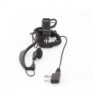 MA21L mikrofonas-ausinė stotelei 4