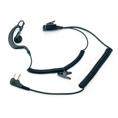 MA21L mikrofonas-ausinė stotelei