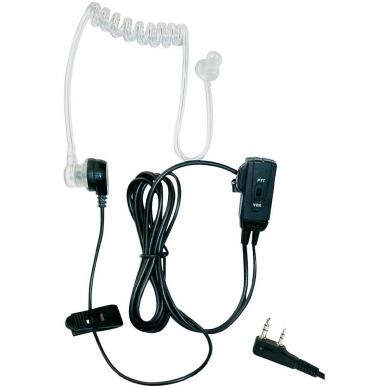 MA31L mikrofonas-ausinė su vamzdeliu