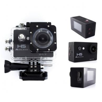 Midland H5 veiksmo kamera 4