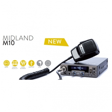 Midland M10 4