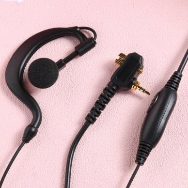 Motorola MTP850 ausinė-mikrofonas 3