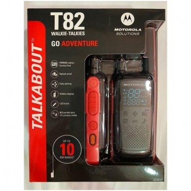 Motorola TLKR T82 5