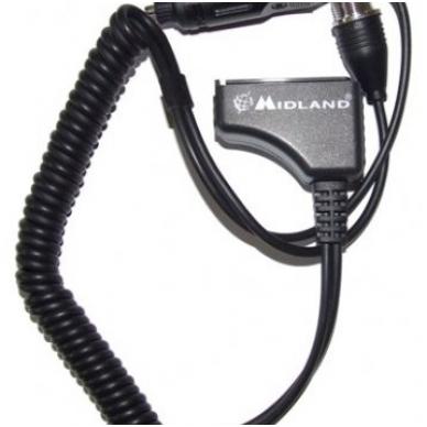 Antenos ir maitinimo adapteris Alan 42 racijoms