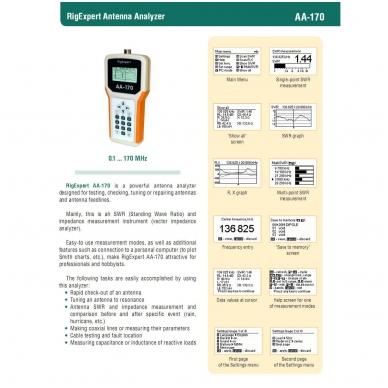 RigExpert AA-170 2