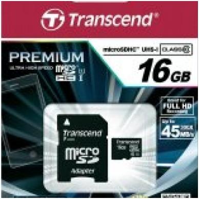 16GB CL10 UHS-I microSDHC