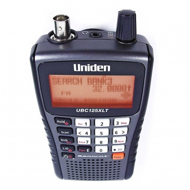 UNIDEN UBC125XLT 4