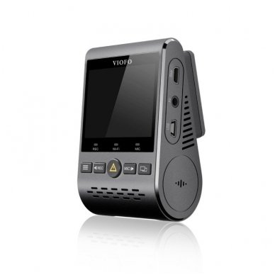 Viofo A129Duo su GPS 3