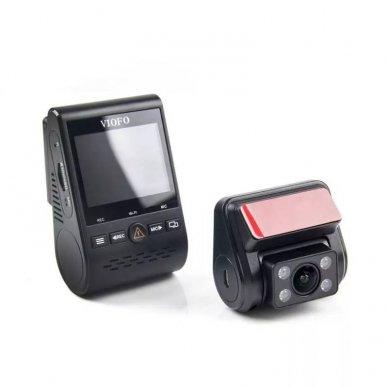 Viofo A129Duo IR su GPS 2
