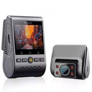 Viofo A129Duo IR su GPS