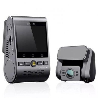 Viofo A129PlusDuo su GPS 2