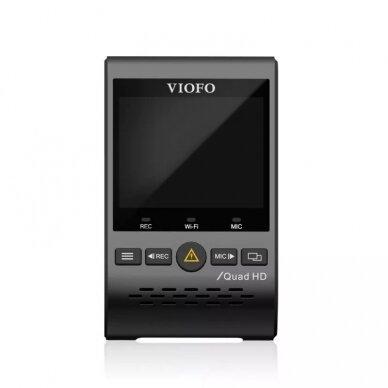 Viofo A129PlusDuo su GPS 3